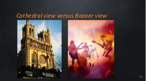 Pdf cathedral bazaar and the