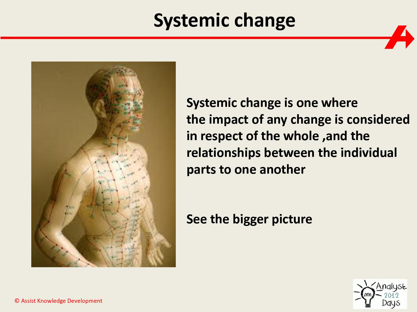 �systems thinking essentially seeks to understand phenomena as a whole formed by the interaction of  Therefore the interaction phenomenon is the true cause of the effect phenomenon mental processes are also a result of the interaction of the environment and the cortex to understand the cause that engenders a change in the state of an object we should, strictly speaking, analyse the.